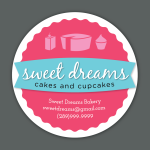 Sweet Dreams Business Card