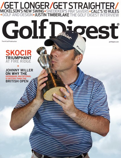 In Use Golf Digest 2