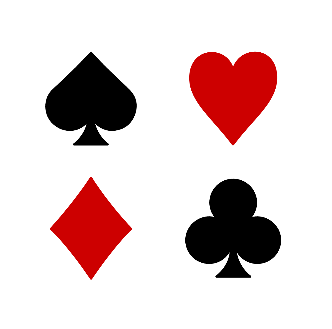 playing card suits forrest media Rounding Math Clip Art Rounding Numbers Clip Art
