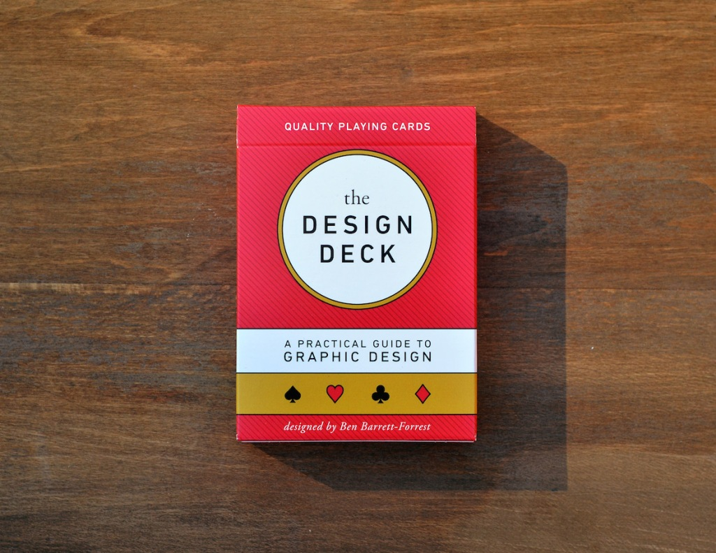 The Design Deck - 1 - Front