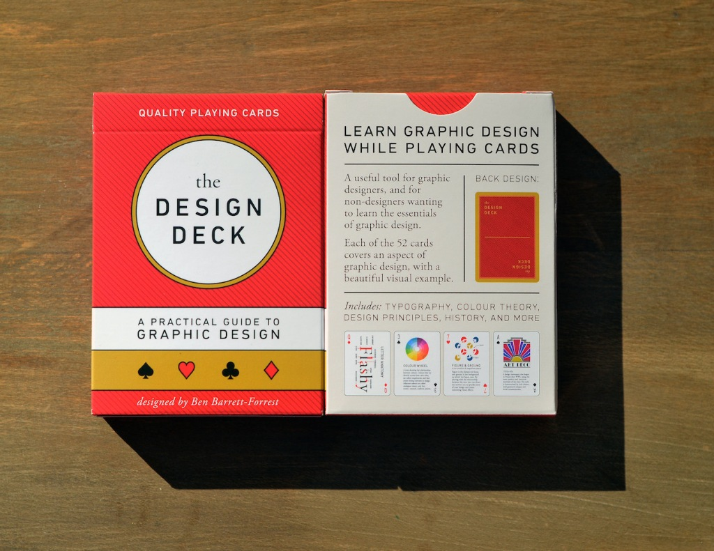 The Design Deck - 2 - Front&Back